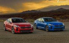 Review KIA Stinger 2018: Bukti Terwujudnya Mobil Konsep