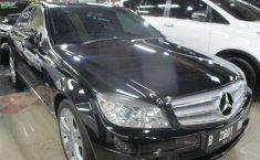 Jual Mercedes-Benz C-Class C200 Kompressor 2009