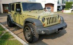 Jual Jeep Wrangler Sport Unlimited 2013