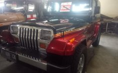 Jual mobil Jeep Wrangler Rubicon 1996