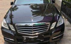 2011 Mercedes-Benz E-Class dijual