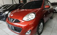 Jual mobil Nissan March 1.2 XS 2016