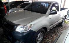 Jual Toyota Hilux S Cab 2014