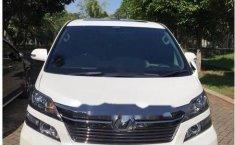Toyota Vellfire 2012 dijual