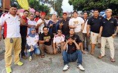 Indonesia Calya Community Berbagi Takjil dan Buka Puasa Bersama Komunitas Lain