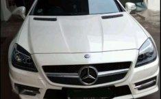 Mercedes-Benz SLK SLK 350 2012 Putih
