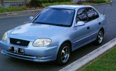Hyundai Accent 1.5 2004 Biru