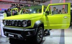 Belum Resmi Diluncurkan, Booking Suzuki Jimny Sudah Ribuan Unit
