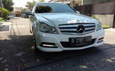 Jual Mercedes-Benz C-Class C200 2013