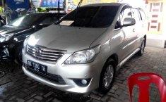 Jual Toyota Kijang Innova 2.0 V 2013