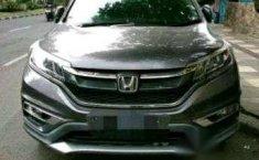 Honda CR-V 2.4 2015 Abu-abu hitam