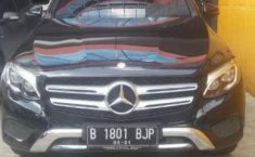 Mercedes-Benz GLC 250 2016 Hitam
