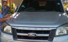 Ford Ranger Double Cabin 2011 Silver