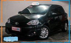 Jual Toyota Etios Valco G 1.2 Manual 2013