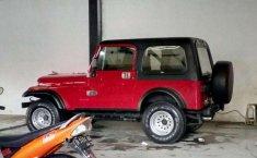 1982 Jeep CJ 7 dijual