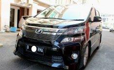 Jual Toyota Vellfire ZG Premium Sound 2014