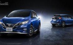 Review Nissan Leaf Autech 2019: Tampil Berkelas Dengan Kosmetik Baru