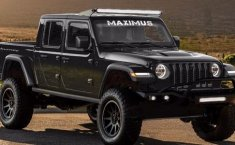 Hennessey Maximus 1000: Ketika Jeep Gladiator Dijejali Mesin Bertenaga 1.000 hp!