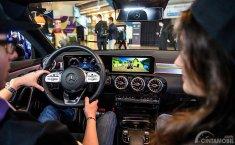 Saat Sistem Infotainment Mercedes-Benz Hadir Dalam Pertandingan DOTA 2
