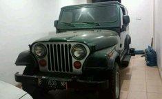 1981 Jeep CJ 7 dijual