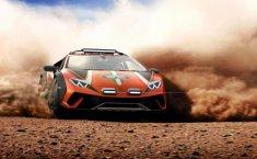Lamborghini Sterrato Huracan, Supercar 'Mutan' Penjelajah Medan Off-Road