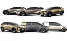Pindah Haluan, Toyota Rencanakan Jual 5.5 Juta Mobil Listrik Hingga 2025
