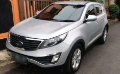 Kia Sportage EX 2011 Silver
