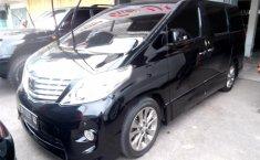Jual Toyota Vellfire Z 2011