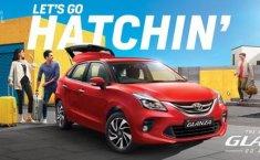 Toyota Glanza, Hatchback Baru Yang Mengadopsi Desain Suzuki Baleno