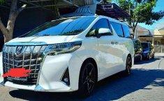 Toyota Alphard 2018 dijual