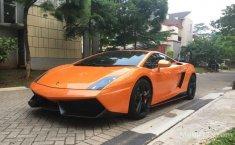 Mobil Mahal Pajaknya Mahal? Lihat Dulu Harga Pajak Lamborghini Gallardo LP550-2 Ini
