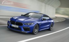 Review BMW M8 Competition Coupe 2020: Bukan Sekadar Upgrade Performa