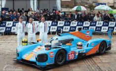 DragonSpeed Gunakan Livery Spesial Gulf Untuk Le Mans 2019
