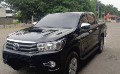 Jual Toyota Hilux 2.5 Diesel NA 2016