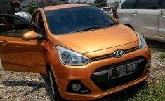 Hyundai I10 GLS 2015 Orange