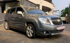 Chevrolet Orlando LT 2016 Abu-abu