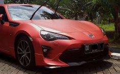 Toyota 86 TRD 2018 Orange