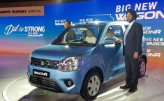 Baru Lima Bulan Penjualan Suzuki Karimun Wagon R Tembus 67.000 unit