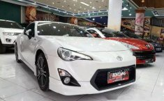 Toyota 86 TRD 2012 Putih