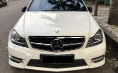2011 Mercedes-Benz C-Class dijual