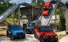 Peringati 40 Tahun G-Class, Mercedes-Benz Hadirkan Edisi Khusus Stronger Than Time