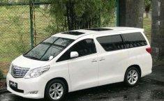 2010 Toyota Alphard dijual