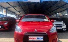 Mitsubishi Mirage GLX 2015 Merah