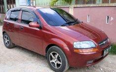 Chevrolet Aveo LT 2004 Merah