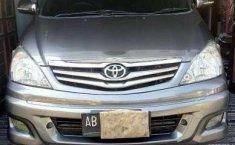 Toyota Kijang Innova (G) 2010 kondisi terawat