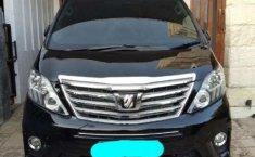 Toyota Alphard SC 2013 Hitam