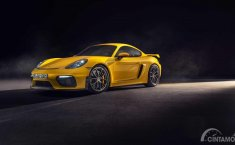 Review Porsche 718 Cayman GT4 2019