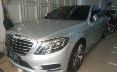 Jual mobil Mercedes-Benz S-Class S 500 2014
