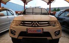 Jual Mitsubishi Pajero Sport Dakar 2014 mobil bekas murah