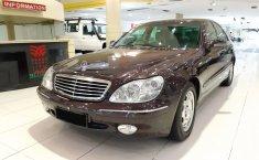 Jual Mercedes-Benz S-Class S 280 2000 mobil bekas murah